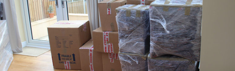 Moving House - Barrons Removals & Storage